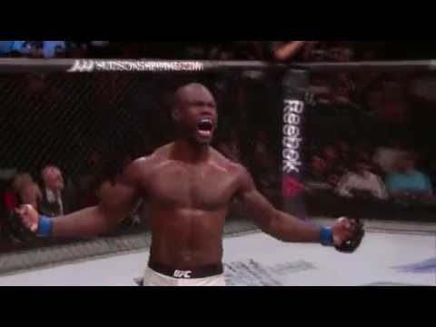 Fight Night Japan: Uriah Hall's Finish vs. Gegard Mousasi