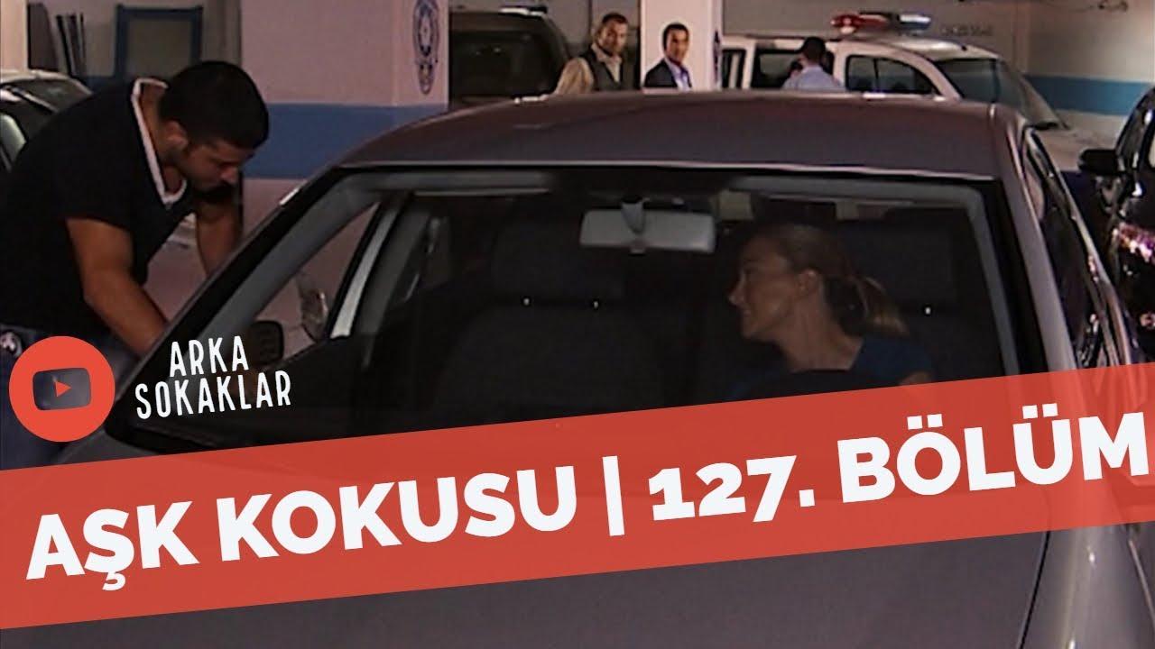 Arka Sokaklar'da Ekip İçinde Aşk Kokusu Var | 127. Bölüm