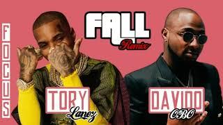 Tory Lanez Ft. Davido - Fall (Remix)