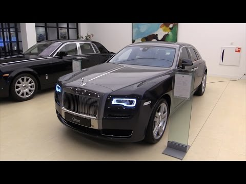 Rolls Royce Ghost 2016 In Depth Review Interior Exterior