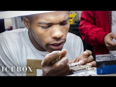 Lil Baby Buys SON A NEW Rolex & Makes CUSTOM 'BABY' CHAIN for BDAY!