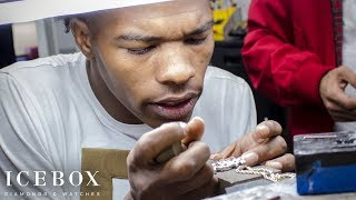 "Lil Baby Buys SON A NEW Rolex & Makes CUSTOM ""BABY"" CHAIN for BDAY!"