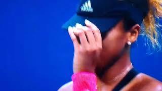 大坂なおみ  全米オープン優勝の瞬間「観てくださり、ありがとうございます
