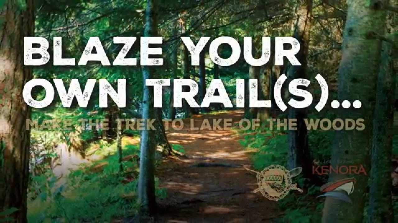 Take A Hike Blaze Your Own Trail S Youtube