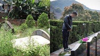 Yêu 5 năm bạn gái mới đưa về ra mắt nhưng lại kéo ra sau vườn có 3 ngôi mộ đặt đó
