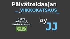 Tekninen Analyysi & Treidaus / Viikkokatsaus / Ensimmäinen Video
