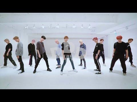The Boyz - 'D.D.D' Dance Practice