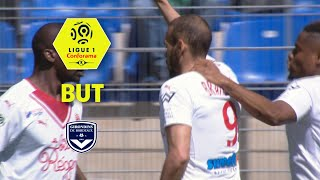 But Martin BRAITHWAITE (9') / Montpellier Hérault SC - Girondins de Bordeaux (1-3)(MHSC-GdB)/2017-18