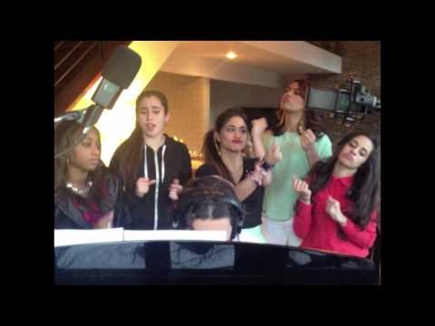 Fifth Harmony -Thinkin Bout You (Frank Ocean cover)