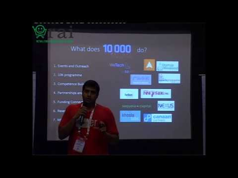 Nasscom 10,000 Start ups Product Showcase by Startup Compani