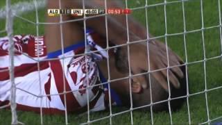 ¡Riaño tuvo el empate! Aldosivi 1 - Unión 0. Fecha 13. Primera División 2016