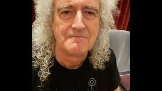 Brian May Happy Birthday Freddie 2020