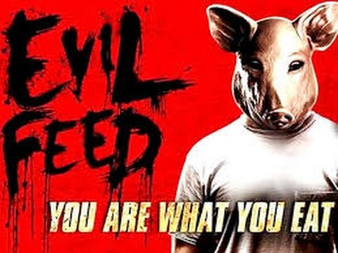 evil feed (2013) with  Terry Chen, Alain Chanoine,Laci J Mailey movie