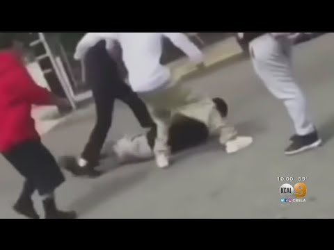 Special Education Student Brutally Beaten Near Long Beach High School