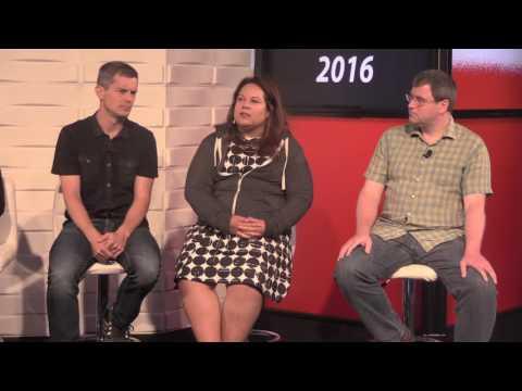 Enterprise UX Panel Discussion: Designing Design Systems