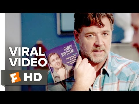The Nice Guys VIRAL VIDEO - Asking Why (2016) - Ryan Gosling, Russell Crowe Movie HD streaming vf