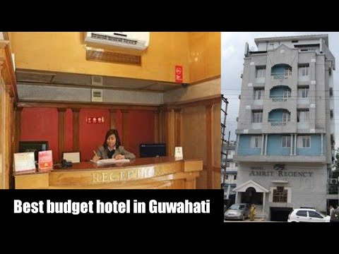 Hotel Amrit Regency, Guwahati   Room Tour   Travellers Vlog