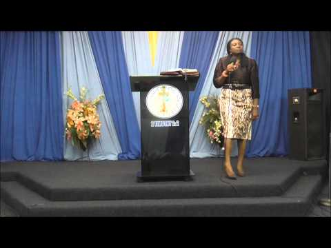 """"""" Maintaining Your Christian Service Machine"""" - Pastor Grace Pam"""