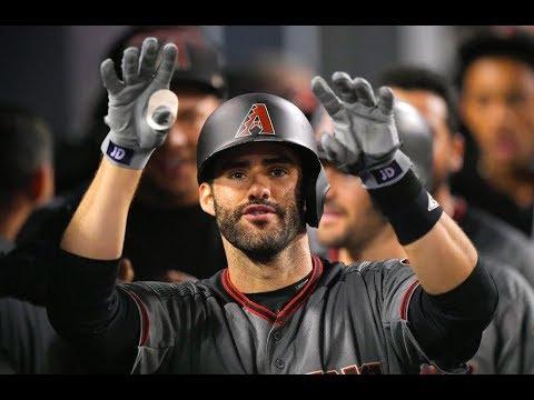 MLB Four Home Run Games