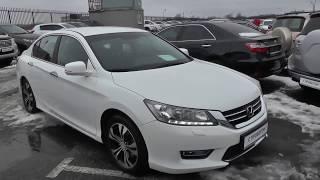 Выбираем б\у авто Honda Accord 9 (бюджет 1.000-1.100тр)