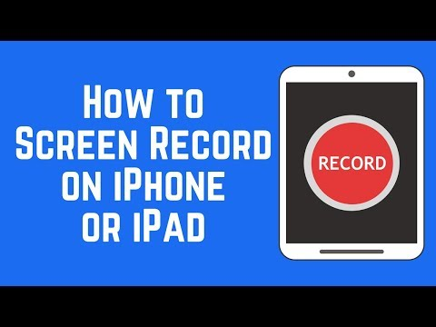The Easiest Way to Record your iPhone and iPad Screen 2018
