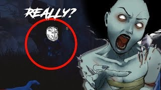 DID HE REALLY JUST TRY TO DO THAT..?? / DEAD BY DAYLIGHT FAIL