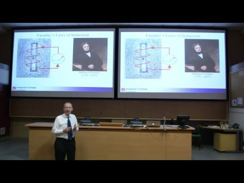 Prof. Sir John Pendry - Capturing light on the nanoscale