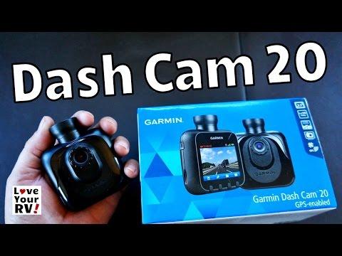 My New RVing Gadget The Garmin Dash Cam 20