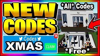 All New December 2019 Codes 🎄 Roblox Restaurant Tycoon 2