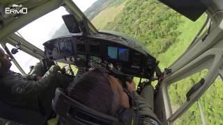 Modernización de helicópteros Bell 412EP del SENAN