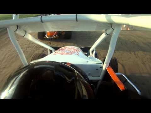 Madelyn Jr Sprint Heat Kam Raceway 7/10/15