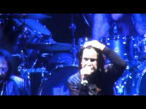 Black Sabbath - Into The Void (Live)