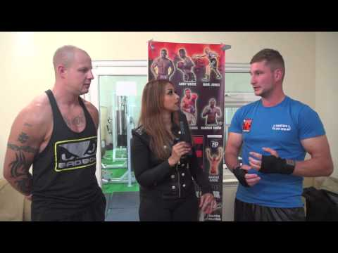 Andy White & Darren Snow interview by Irene Choudhury