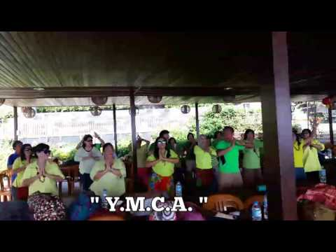 "RnF Manado Trip - Bunaken - ""YMCA"" - Tour Guide gets wet - 1 Mar 2017"