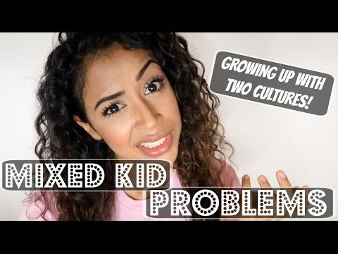Thumbnail: MIXED KID PROBLEMS | GROWING UP MULTICULTURAL