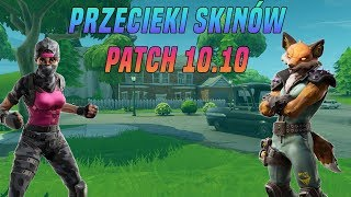 Leaks Skins! Patch 10.10 V-Fortnite Battle Royale