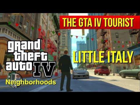 The GTA IV Tourist: Little Italy (Liberty City Neighborhoods)
