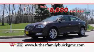 Luther Family Buick Hot Deals July 2016