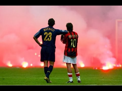 Derby della Madonnina All Inter - Milan Games Last 5 Years