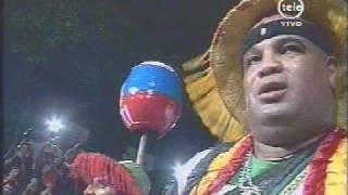 Candombe  Aduana  -  Comparsa de Negros y  Lubolos  -  2010