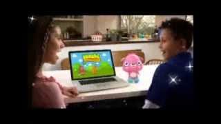 MOSHI MONSTERS Zwierzaki interaktywne z kodem aktywacyjnym REKLAMA TV