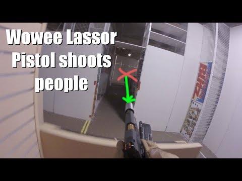 Risky Plays Bois (Airsoft CQB Tokyo Marui Hi Capa 5.1 Tracer Unit Pistol Only)