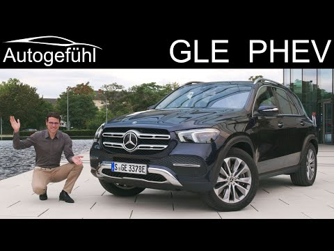 new Mercedes GLE 350de FULL REVIEW - how does a Diesel-PHEV perform? Autogefühl