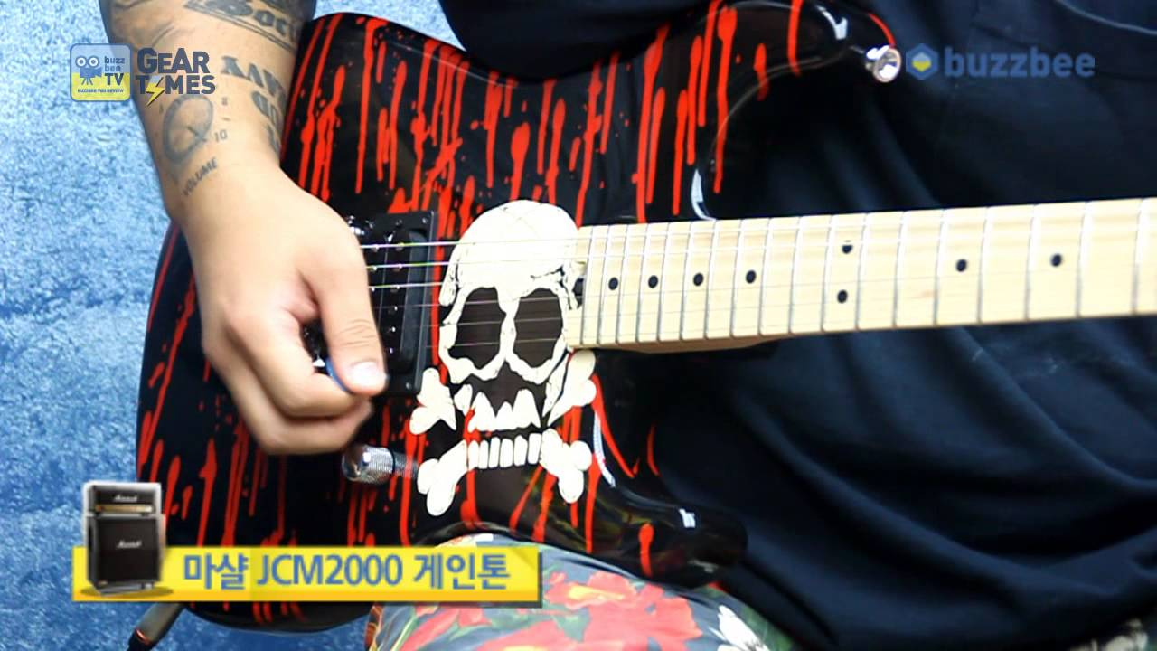 Charvel 일렉기타 Warren Demartini Signature Blood And Skull Pro Mod