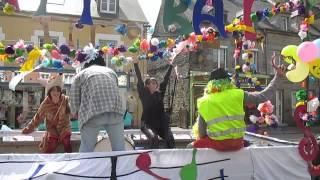 Char Carnaval de Quettehou 2014