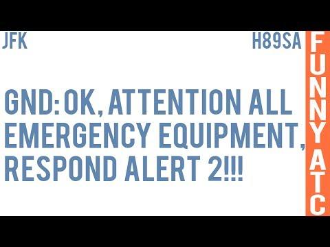 JFK AIRPORT: EMERGENCY ALERT 2!