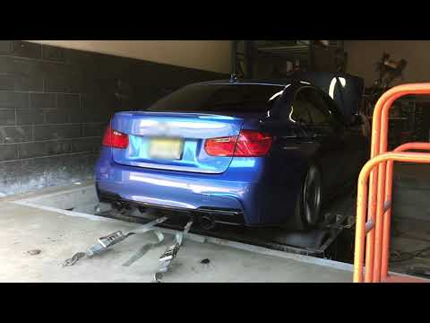 BMW N55 335 Pure Stage 2 60-130mph