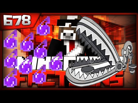 Minecraft FACTIONS Server Lets Play - STACKS OF OP DAMAGE POTS TRAP - Ep. 678 ( Minecraft Faction )
