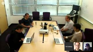 YUI Open Roundtable with Julien Lecomte