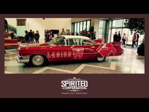 Spirited Conversation Podcast - Legion M